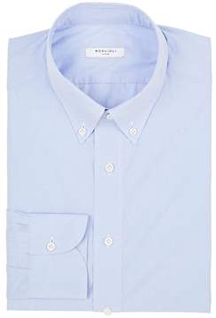 Boglioli Men's Cotton Button-Down Dress Shirt