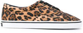 Dolce & Gabbana Brooklyn leopard print sneakers