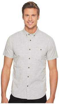 VISSLA Fasters Short Sleeve Woven Men's Short Sleeve Pullover