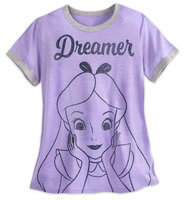 Disney Alice in Wonderland Statement T-Shirt - Women