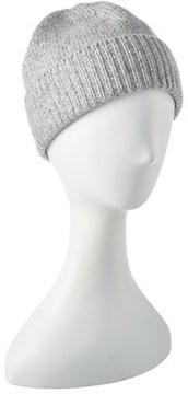 Sofia Cashmere sofiacashmere Sofiacashmere Cashmere Marl Hat.
