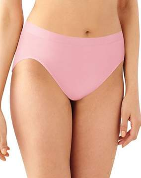 Bali Women's Microfiber Comfort Revolution Solid High Cut Brief 67