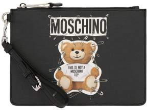 Moschino Clutch Shoulder Bag Women