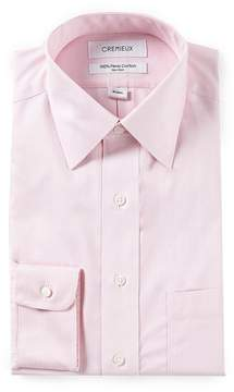 Daniel Cremieux Non-Iron Classic Fit Spread Collar Striped Dress Shirt