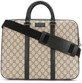 Gucci GG Supreme laptop bag