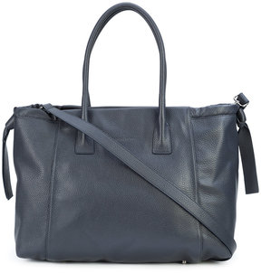 Fabiana Filippi tote bag with drawstring sides