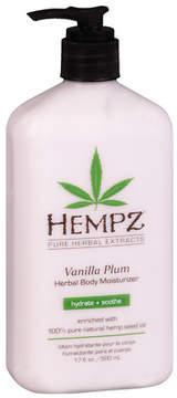 Hempz Herbal Body Moisturizer Vanilla Plum