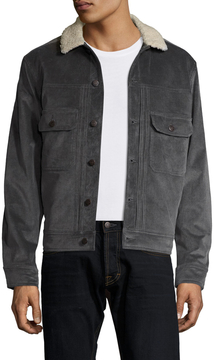 Gilded Age Men's Spread Collar Jacket