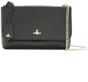 Vivienne Westwood logo shoulder bag
