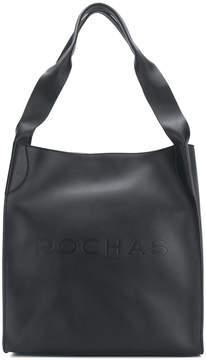 Rochas large boxy tote