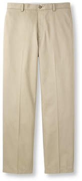 L.L. Bean Wrinkle-Free Lightweight Chinos, Natural Fit Plain Front