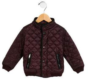 Burberry Boys' Quilted Jacket