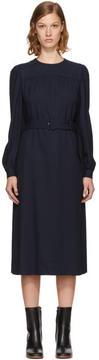 A.P.C. Black Marguerite Dress