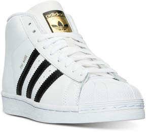 adidas Boys' Pro Model Casual Sneaker from Finish Line