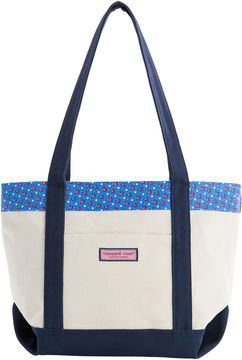 Vineyard Vines Crab Printed Classic Tote