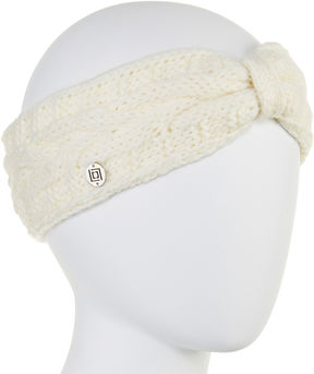 LIZ CLAIBORNE Liz Claiborne Braided Cable Knit Headband