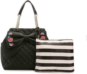 Betsey Johnson Trape Tote - Women's