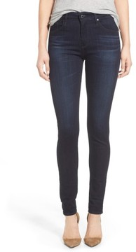 AG Jeans Women's The Farrah High Waist Skinny Jeans