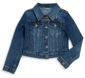 Calvin Klein Jeans Girls Stretch Denim Jacket