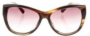 Linda Farrow Cat 2 Tinted Sunglasses