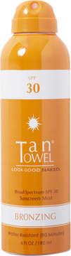 TanTowel Tan Towel SPF 30 Bronzing Mist