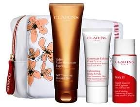 Clarins Instant Gel Self Tan Set