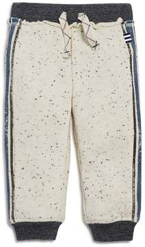 Splendid Boys' Speckled & Striped Joggers - Baby