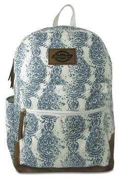 Dickies Hudson Canvas Backpack - Indigo Stamp