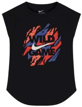 Nike Girls Wild Game Muscle Tank Top