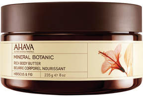 Mineral Botanic Body Butter - Hibiscus & Fig