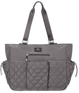 Baggallini On The Go Baby Quilted Tote
