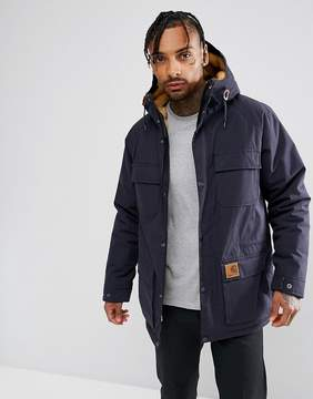 Carhartt WIP Mentley Jacket With Pile Lining