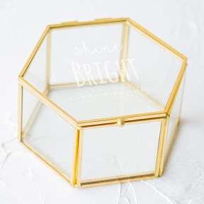 Cathy's Concepts Shine Bright Keepsake Box Table Decor