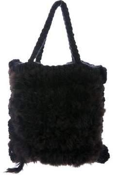 Dolce & Gabbana Mink Mini Handle Bag