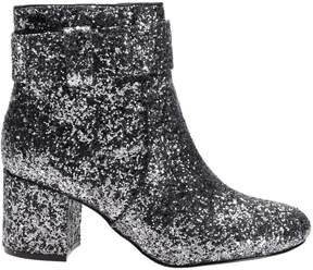 Karl Lagerfeld Heeled Booties Shoes Women