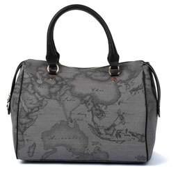 Alviero Martini Women's Grey Pvc Handbag.