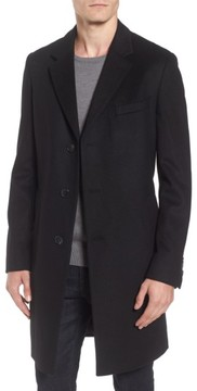 BOSS Men's Nye Wool & Cashmere Topcoat