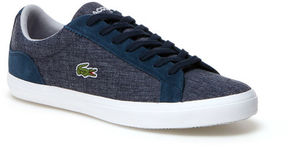 Lacoste Men's Lerond Chambray Sneakers