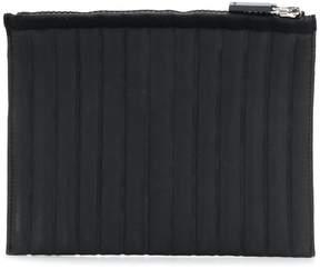 NO KA 'OI No Ka' Oi striped quilt purse