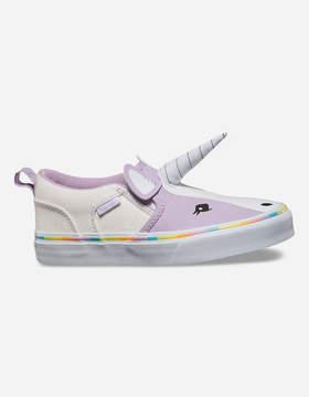 Vans Asher Unicorn Slip-On Girls Shoes
