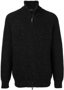 Jil Sander ribbed knitted sweater