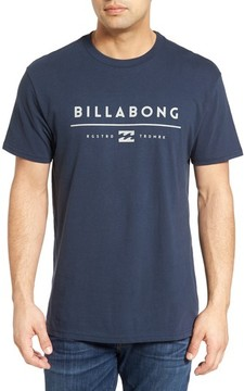 Billabong Men's Unity Logo Graphic T-Shirt
