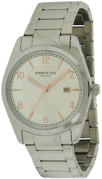 Kenneth Cole Kenneth Kole New York Stainless Steel Mens Watch 10031329