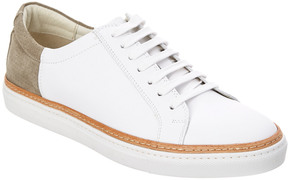 Kenneth Cole Premier Show Leather Sneaker
