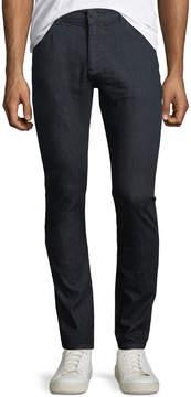 DL1961 Premium Denim Hunter Dark-Wash Skinny Jeans