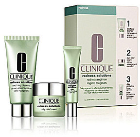 Clinique Redness Solutions Redness Regimen Set