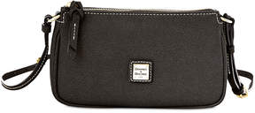 Dooney & Bourke Saffiano Lexi Crossbody - BLACK - STYLE