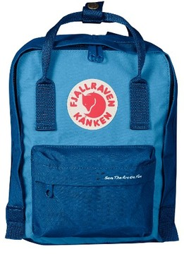 Fjallraven Arctic Fox Mini Kanken Backpack - Blue
