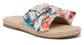 Mia Brenda Printed Slide Sandal