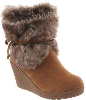 BearPaw Penelope Mid Calf Wedge Boot (Women's)